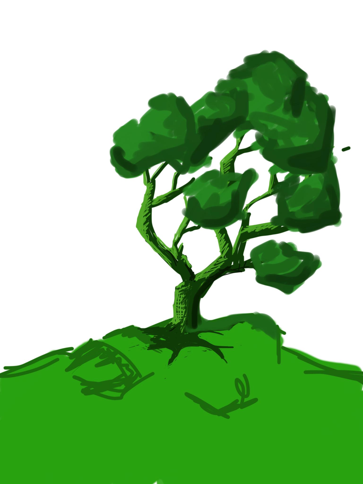 DeviantArt 15 Minute Time Challenge - Green by CrazyJ454