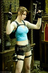 TR - Lara Croft Cosplay