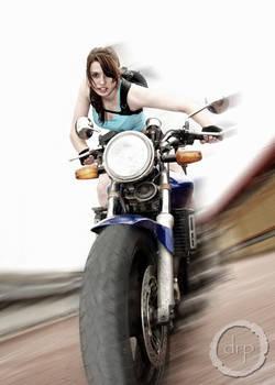 TR Cosplay - Bike