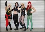 Comic Book Ladies!