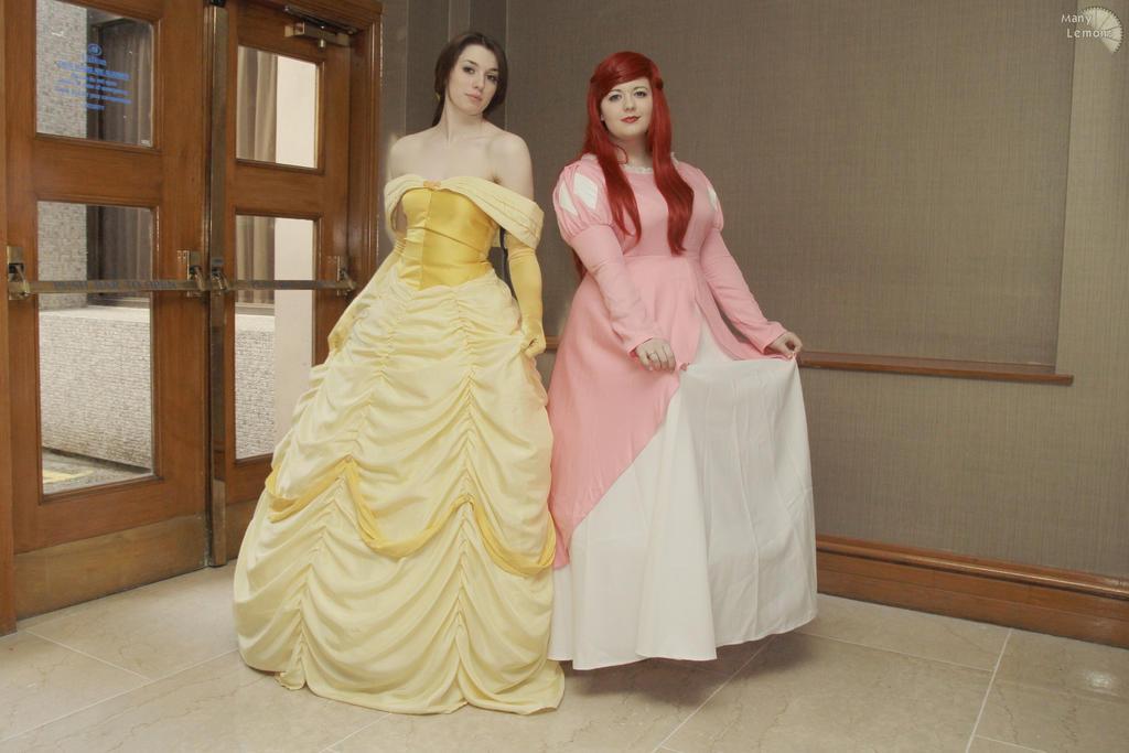 Royal Princesses by Athora-x