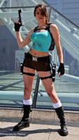 Tomb Raider Underworld Cosplay