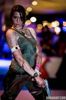 Tomb Raider - Eurogamer 2012 by Athora-x