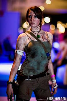 Lara Croft - Eurogamer 2012
