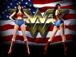 Wonder Woman Cosplay by Athora-x