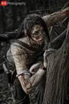 Cover - Tomb Raider Reborn Cosplay