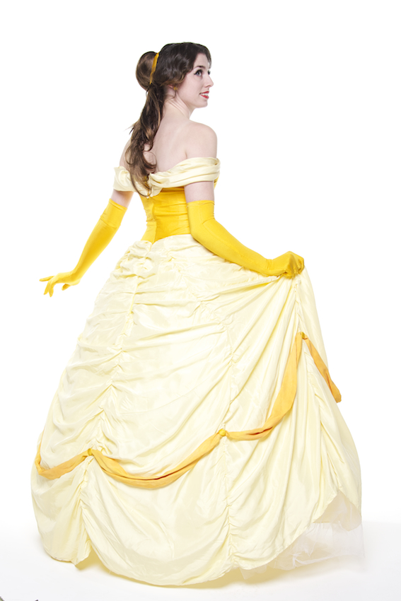 Belle by Athora-x