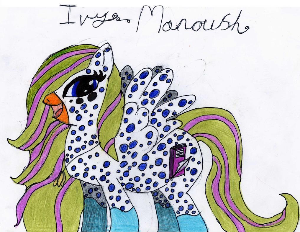 Ivy-Manoush by Rainb0wdash1007