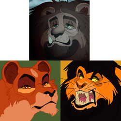Brightberries Icons by LionsOhMy