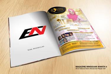 ABS - ASII Magazine Opened Lying 4