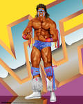 WWF Legends - Ultimate Warrior
