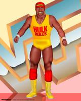 WWF Legends - Hulk Hogan by Johns-ASC