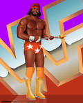 WWF Legends - Randy Savage