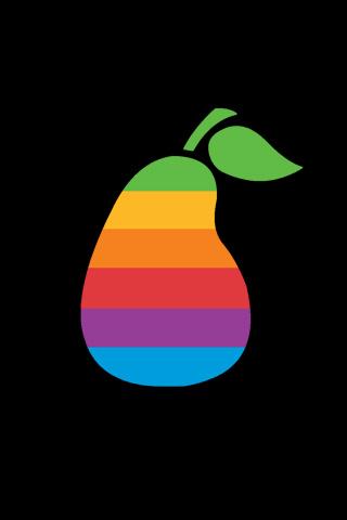 Icarly Pear Logo