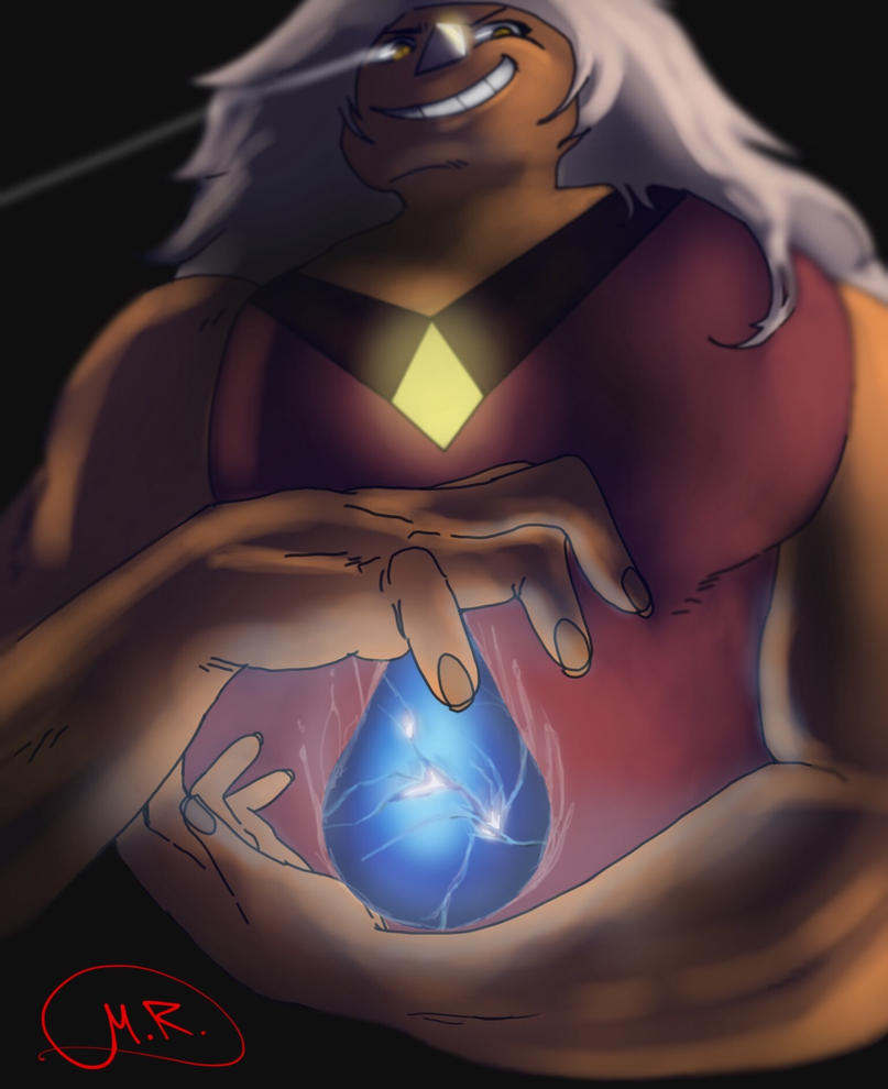 Corrupted mind :: Steven universe fanart:: by MaryTanDraws
