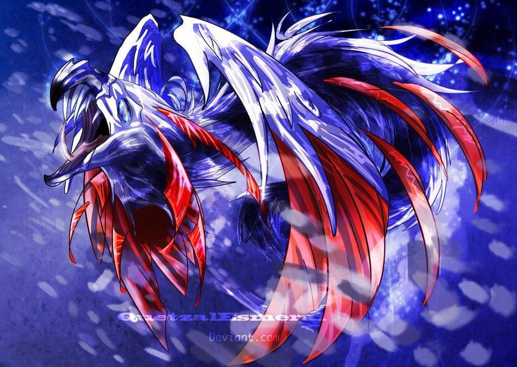 Furia de Tempestad by QuetzalEsmeral