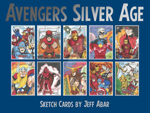 Avengers Silver Age Sketch Cards 5