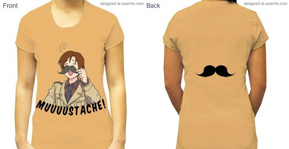Romano T-shirt design! by DarkVampirequeen9