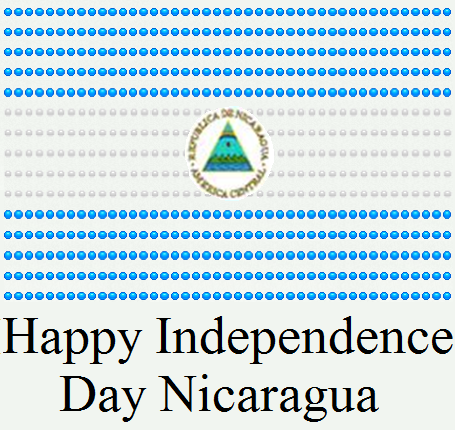 happy independence day nicaragua by darkvampirequeen9 on deviantart