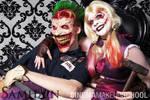 Harley and her Joker