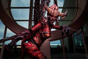 Diablo by CinemaMakeupSchool