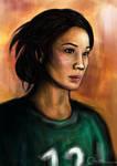 Joan by suanlee