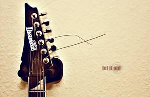 Let It Out by ChibiWonderlandArt