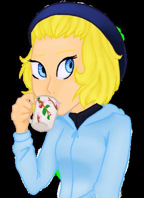 Mercy Tea by AliceandAmy
