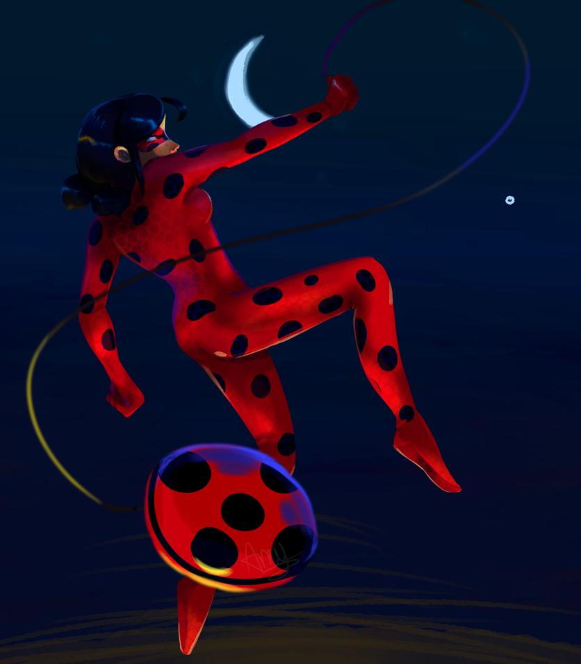 Miraculous Ladybug ~ Amy by AliceandAmy