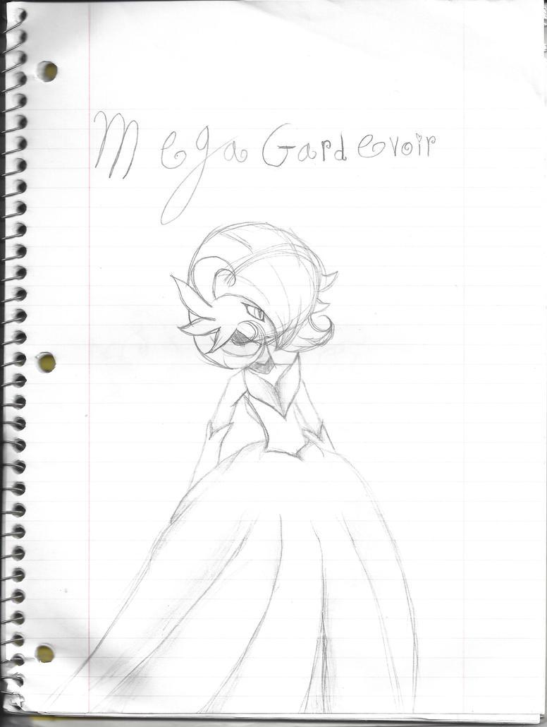 Mega Gardevoir by AliceandAmy