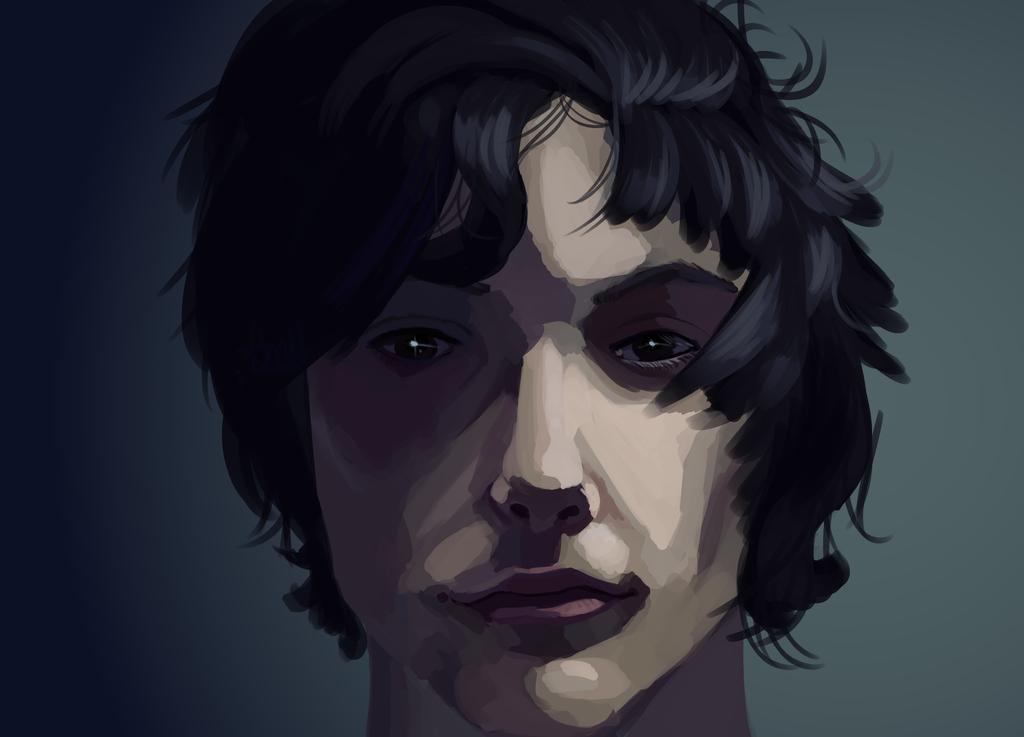 Portrait (3/4) ~ Amy by AliceandAmy