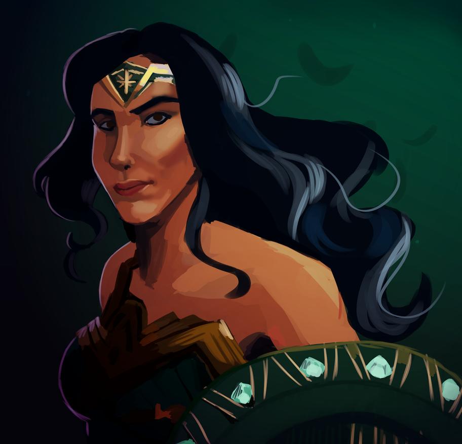 Wonder Woman by AliceandAmy