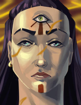 The Seer ~ Amy