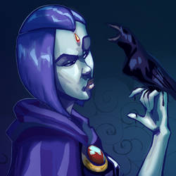 Raven ~ Amy