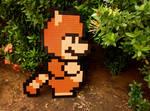 LEGO: Tanuki at forest