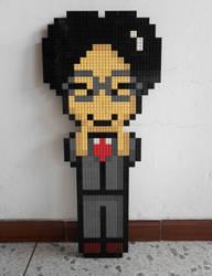 LEGO: Satoru Iwata
