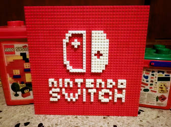 Nintendo Switch LEGO