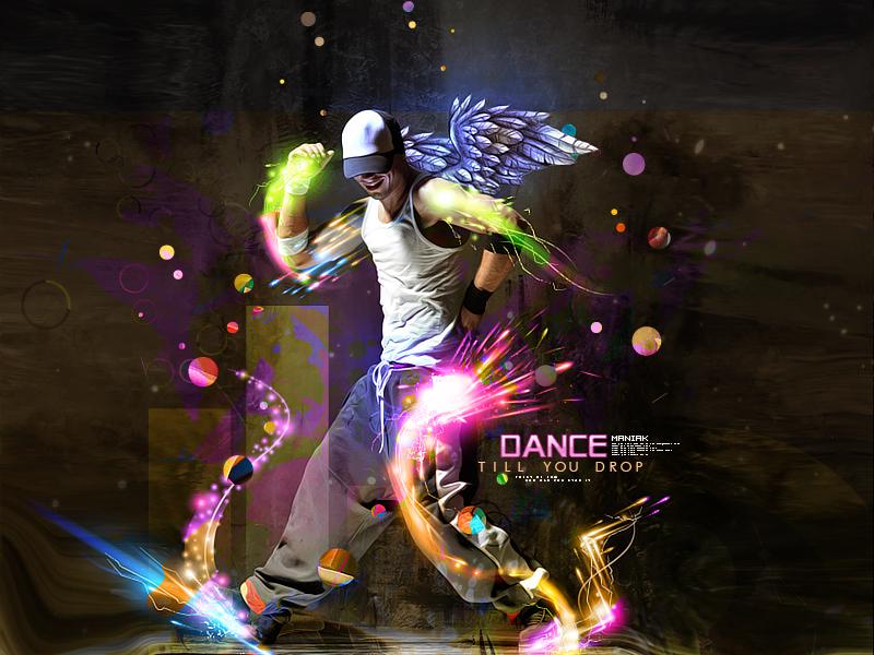 Firmas que me inspiran o inspiraron alguna vez. Dance_till_you_drop_by_maniakuk-d4dqe05