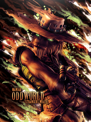 Oddworld - Strangers Wrath by Maniakuk