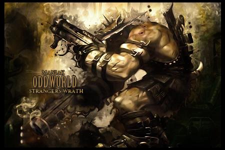 Oddworld by Maniakuk