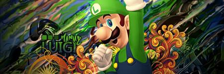 Luigi Tag by Maniakuk