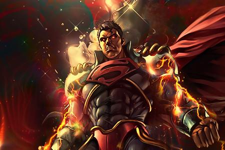 Superman by Maniakuk