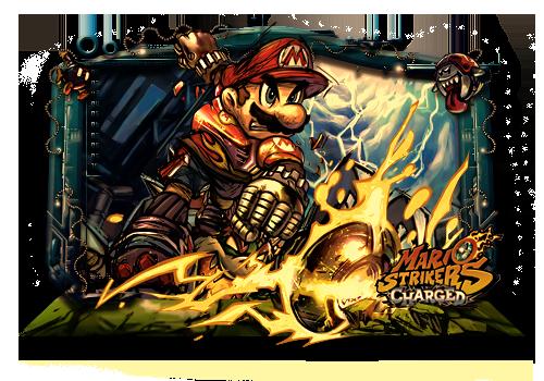 Mario Striker MB by Maniakuk
