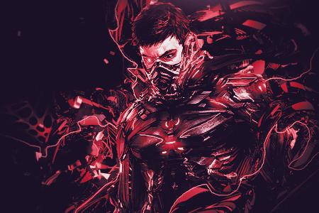 Cyborg by Maniakuk