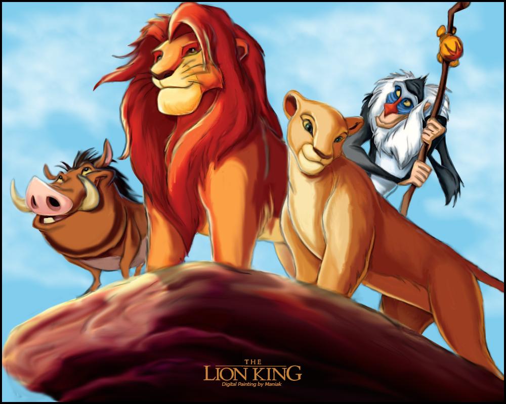 Maniak Portfolio Lion_king_dp_by_maniakuk-d799o3q