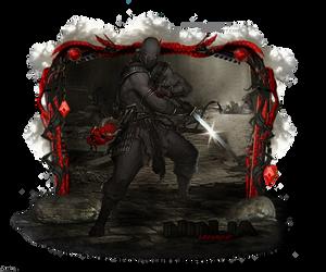 Ninja by Maniakuk