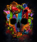 Splash of Colour by Maniakuk