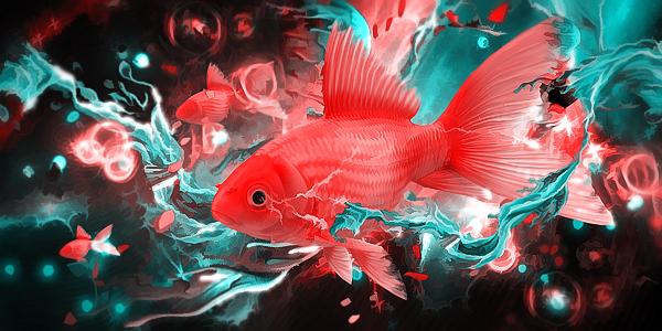 Fish by Maniakuk