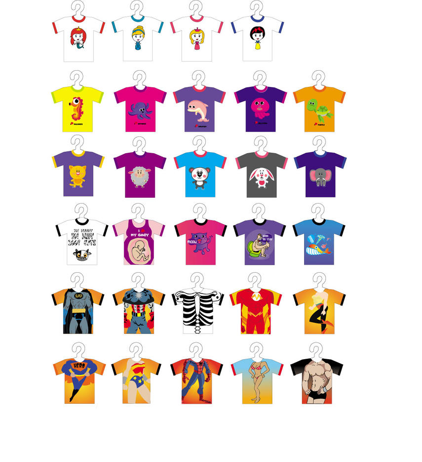 T shirt design for kids by deliciouslyengraved on DeviantArt