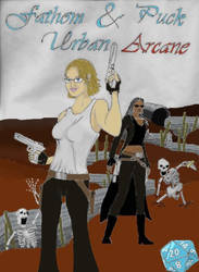 Urban Arcane by Amara-san